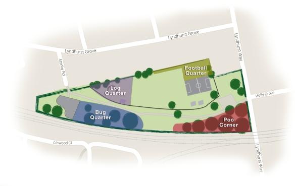 Warwick Gardens' Quarters
